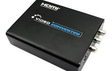 Конвертер HDMI сигнала либо на видео