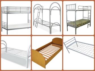 Свежее фотографию Мебель для спальни Кровати металлические оптом и в розницу 33112392 в Томске