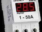 Скачать фото Электрика (оборудование) Амперметр Ам-2 однофазный 32337921 в Туле