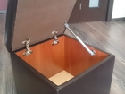 Скачать foto Мебель для прихожей Пуфик новый 39049623 в Туле