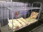 Скачать фотографию  Кровати металлические крепкие 72949120 в Новомосковске