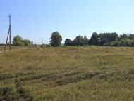 Земельный участок в д, Никоновка Заокского р-на 120 км от МКАД по Симферопольско