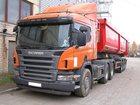 Скачать бесплатно фотографию Лесовоз (сортиментовоз) Тягач Scania P420, 6х4, 2011 г, в, 32938209 в Санкт-Петербурге