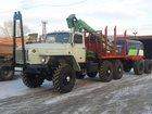 Фотография в Авто Грузовые автомобили Продам Лесовоз Урал 43204 с манипулятором в Твери 0