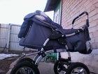 Свежее фото Детские коляски Отдам коляску в хорошие руки по сходной цене 38770570 в Твери