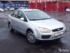 Ford Focus 1.6 МТ, 2007, седан