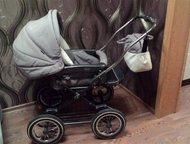 Продается коляска 2 а 1 Roam Marita, коляска очень удобная, большая люлька, хоро