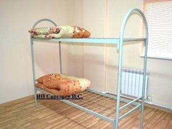 Новое foto Строительные материалы Предлагаем железные кровати собственного производства, 37273758 в Твери