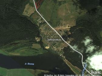 Просмотреть фото Земельные участки Земельный участок ,д, Заборовье 38417741 в Твери