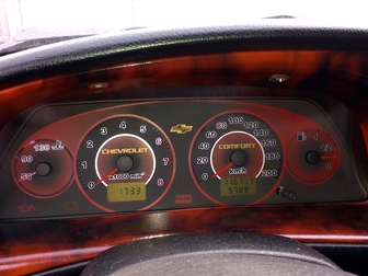 Chevrolet Niva Внедорожник в Твери фото