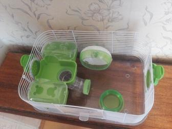 Уникальное фото  Клетка для хомяков (грызунов) 66596993 в Твери