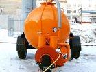 Скачать бесплатно foto Прицеп Полуприцеп-цистерна МВ-4,2 (ассенизационный) 34518675 в Уфе