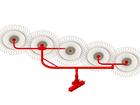 Уникальное фото Валкообразователи (грабли) Грабли ГВН-4 В НАЛИЧИИ 37124534 в Уфе