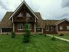 Уникальное фото Дома Жилой деревянный дом в центре п, Нагаево 39738203 в Уфе