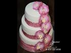 Новое фото Торты Торты на заказ, Свадебные, Детские, Тематические, Без мастики, 55941022 в Уфе