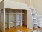 Смотреть foto Мебель для спальни Мебель под заказ в детскую комнату 67776611 в Уфе