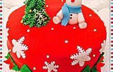 новогодние торты Уфа