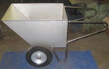 Тележка ковшовая (рикша) (оборудование для убойного цеха)