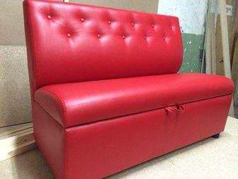 Уникальное foto  Мягкая мебель для кафе, ресторанов, офисов, кальянных на заказ 32481112 в Уфе