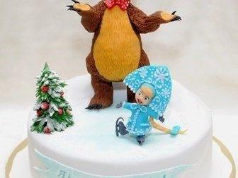 Просмотреть фото Организация праздников Новый год в Уфе новогодние торты Уфа торты в Уфе подарки каждому заказчику 33709130 в Уфе