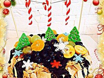 Новое фото Организация праздников Новый год в Уфе новогодние торты Уфа торты в Уфе подарки каждому заказчику 33709130 в Уфе