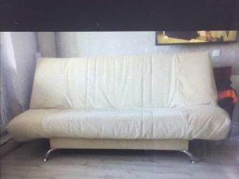 Продаётся диван трансформер в связи с переездом,  Качество хорошее, использовался год, в Уфе