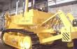 Мощный бульдозер среднего класса Четра Т-15.