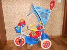 Изображение в Для детей Разное Продам 3-х колесный музыкальный детский велосипед в Ухте 1900