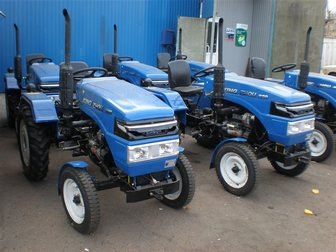 Свежее фотографию Трактор Минитрактора производства КНР 24342341 в Улан-Удэ