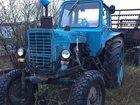 Фото в Сельхозтехника Трактор Продам трактор колесный, марка мтз-80а, в в Ульяновске 150000