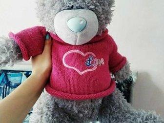 Плюшевый мишка Тедди Практически как новый, детьми не использовался,подойдёт как подарокСостояние: Б/у в Ульяновске