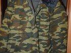 Фото в Одежда и обувь, аксессуары Мужская одежда Продам костюм зимний полевой (военный камуфляж) в Усинске 4000