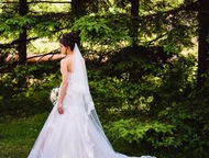 """Продам свадебное платье Продам свадебное платье. Платье """"Арфея"""" покупала в салон"""