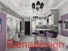 Изображение в Строительство и ремонт Дизайн интерьера Выполню авторский дизайн-проект интерьера в Кирове 0
