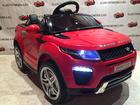 Фото в   Продаем новый детский электромобиль рэнж в Великие Луки 15250