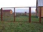 Фотография в Строительство и ремонт Строительные материалы Продаем садовые металлические ворота от производителя! в Великом Новгороде 4200