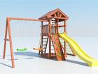 Просмотреть foto  Детские площадки 35662708 в Санкт-Петербурге