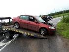 Скачать фото Аварийные авто Renault Megane 2 (2004 г, в), после ДТП, 39850205 в Великом Новгороде