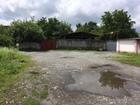 Скачать фото Земельные участки Срочно продается земельный участок с металлическим ангаром 39919660 в Владикавказе
