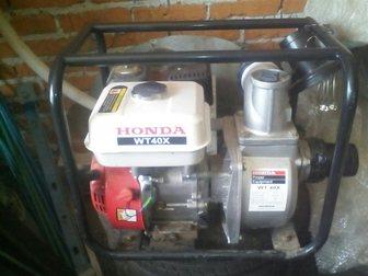 Свежее фотографию  Мотопомпа Honda WT40X 34469511 в Владикавказе