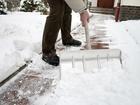 Свежее фото Другие строительные услуги Уборка снега ручным и механическим способом 34367668 в Владимире