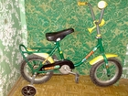 Изображение в Спорт  Велосипеды с боковыми колесами, колесо 12 Д-разумный в Владимире 1499