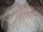 Фото в Хобби и увлечения Музыка, пение Белое свдебное платье, на корсете, пышная в Владимире 2000