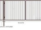 Скачать изображение Строительные материалы Продаем Ворота садовые и калитки 39770528 в Владимире