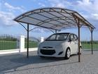 Смотреть фото Строительные материалы Каркас навеса для автомобиля 66551909 в Азове