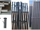 Смотреть изображение Строительные материалы Столбы для забора с бесплатной доставкой 69450728 в Азове