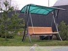 Свежее изображение  Уютные садовые качели, бесплатно привозим 69611430 в Владимире