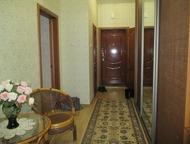 Отличная 3хкомн, квартира на Октябрьском Проспекте №25(Патриаршие Сады)-122кв м