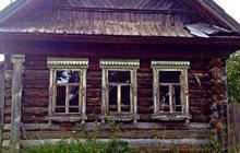 Деревянный дом в д, Кисарово
