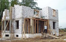 Строим дома/коттеджи из блоков